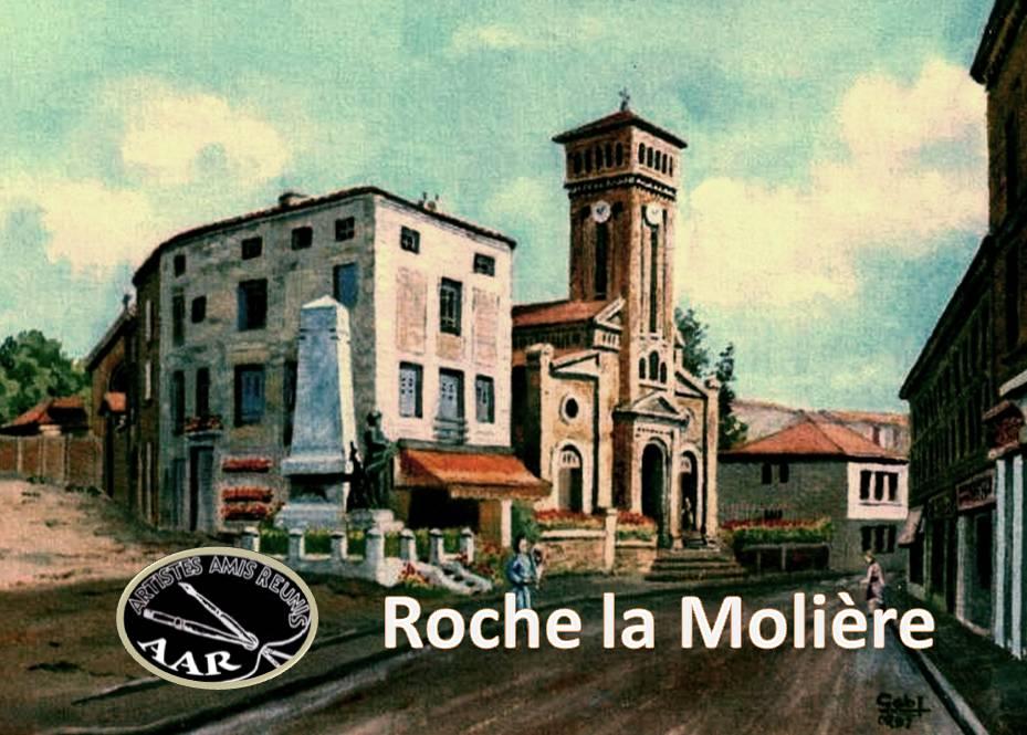 Roche la Molière