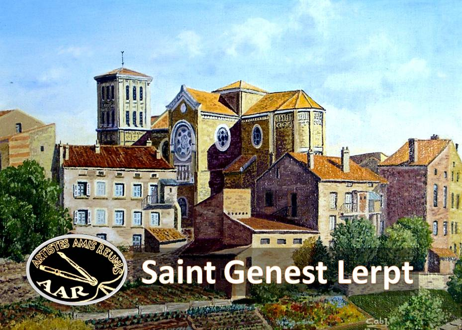 St Genest